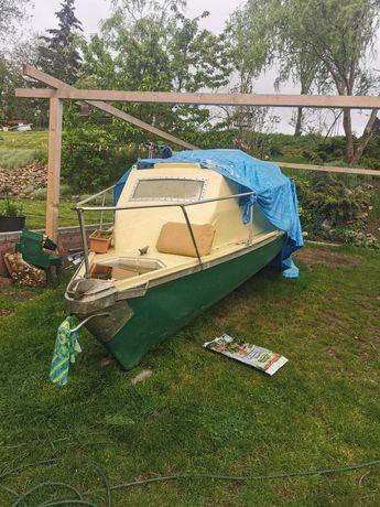 Sprzedam łódź kabinową