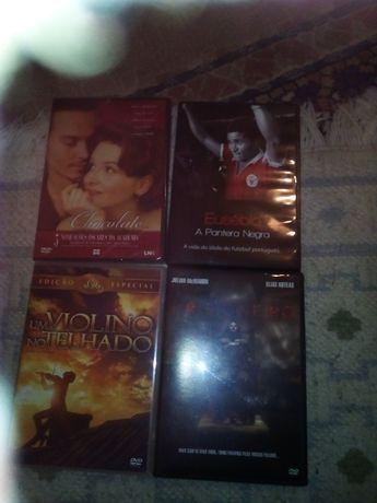 Vários DVD's Originais