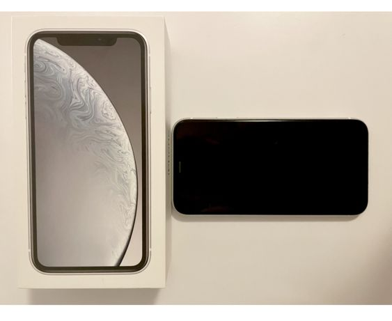 Iphone XR 64G biały
