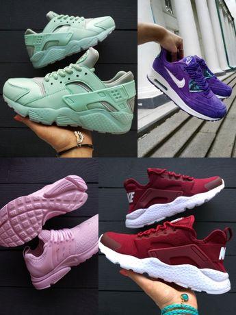 Распродажа женские кроссовки Nike Presto,Huarache, airmax, New Balance