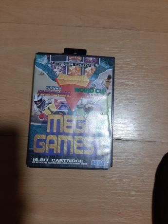 Jogos Mega Drive - Mega Games 1