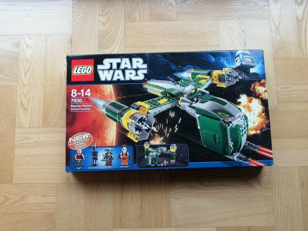 Lego 7930 Bounty Hunter Assault Gunship