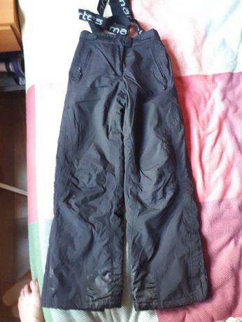 Spodnie narciary termiczne