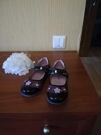 Туфли на девочку Flamingo, 29 рр