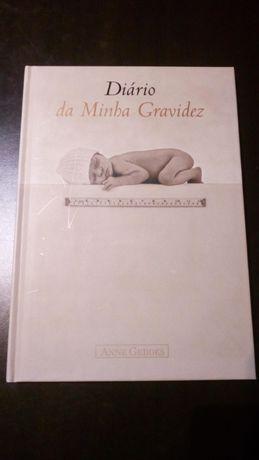 Diário da Minha Gravidez da fotógrafa Anne Geddes: livro descatalogado