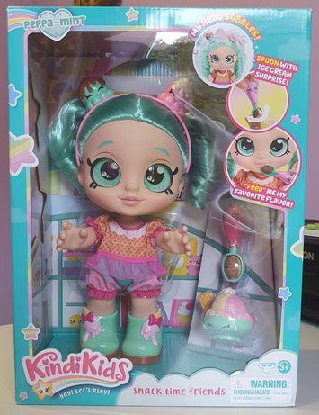 Лялька Kindi Kids Peppa mint