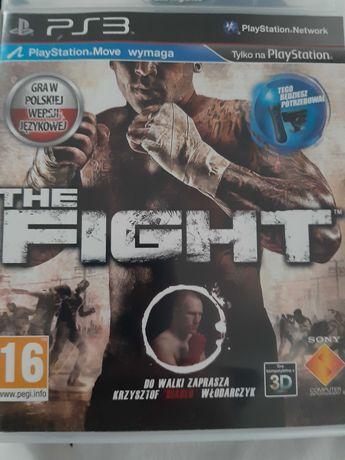 The Fight na Ps3, pełen Move.