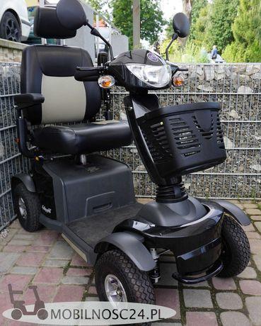 Skuter wózek inwalidzki elektryczny Excel Galaxy