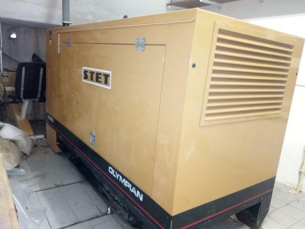 Vendo gerador Caterpillar Olympian Perkins GE50 kVA
