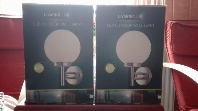 Lampa LED zewnętrzna