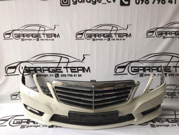 Бампер AMG решетка mercedes мерседес w212