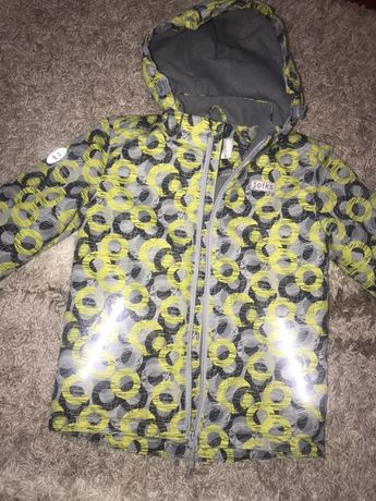 Демисезонная куртка Joiks