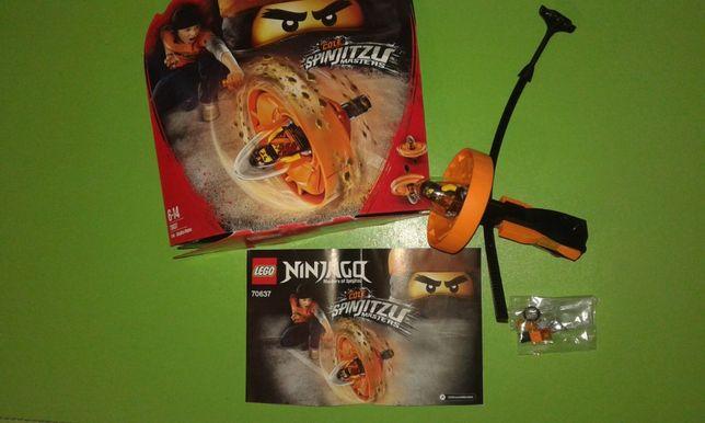 Lego Ninjago 70637Майстер спинджитсу Cole