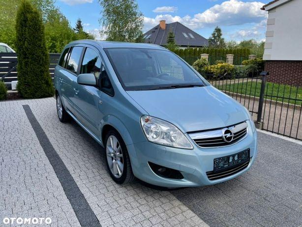Opel Zafira 1.9 CDTi 120KM Klima Alu 7 Osób !!!