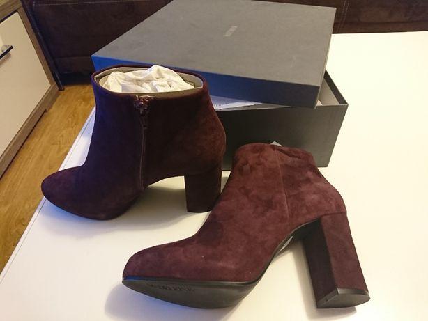 Nowe Włoskie buty damskie MADELEINE