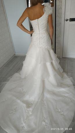 Свадебное платье, платье французского дизайнера Miss Kelly