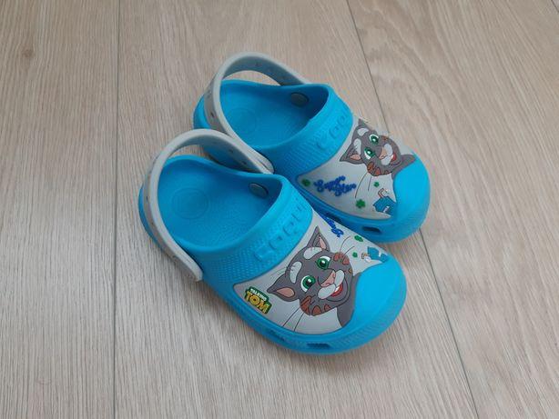 Сабо COQUI, Crocs 24-25 Toms