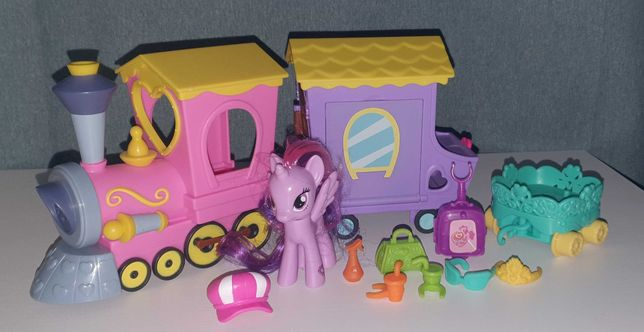 My Little Pony_pociąg