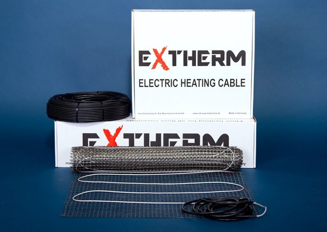 Тёплый пол электрический EXTHERM