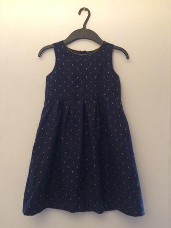 Sukienka 128 cm wyprzedaż szafy tanio połowa ceny sklepowej