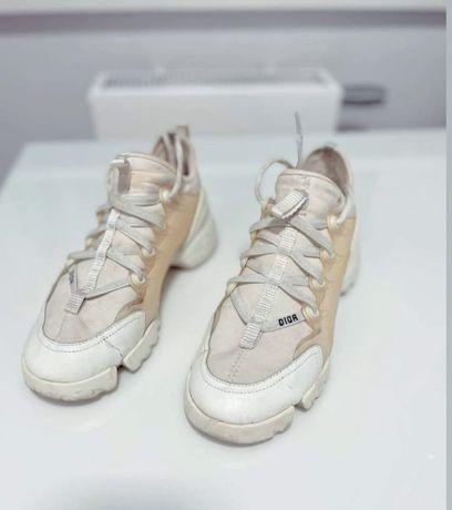 Sneakersy Dior Białe 37