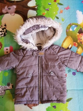 Kombinezon kurtka i śpiworek cool Club wiosna jesień rozmiar 74