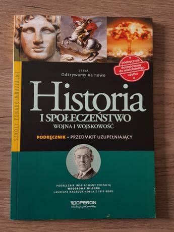 Podręcznik Historia i społeczeństwo wojna i wojskowość