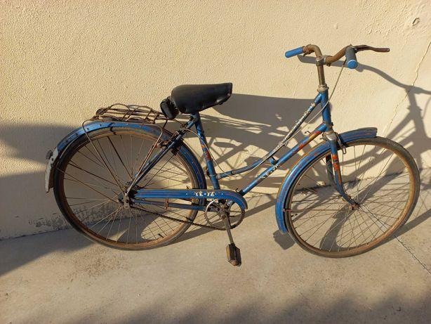 Bicicleta da ye ye pasteleira de 1970