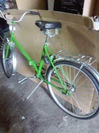 damka rower,SKLADAK daski -ZSRR zilony nowy jedyny taki