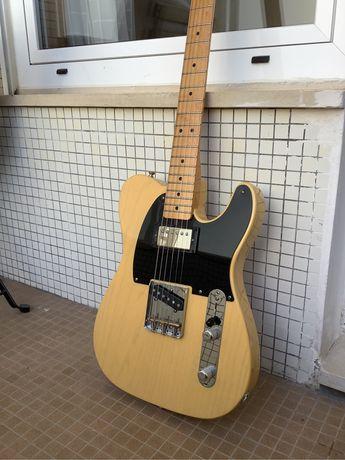 Guitarra Elétrica Fender Telecaster (Baja) com Pickup Gibson