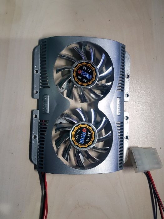 Вентилятор кулер для винчестера HDD Titan TTC-HD22TZ Киев - изображение 1