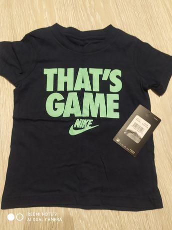 Новенька футболка Nike для хлопчика 2 років