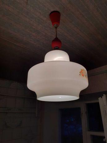 Плафон, лампа, люстра в кухню