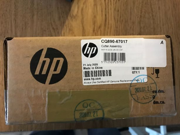 HP DJ T120 T520 T730 T830 Cutter Ass'y Nóż