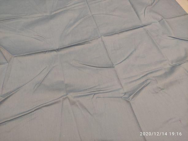 tkanina materiał płótno bawełna jasnoniebieski błękitny niebieski