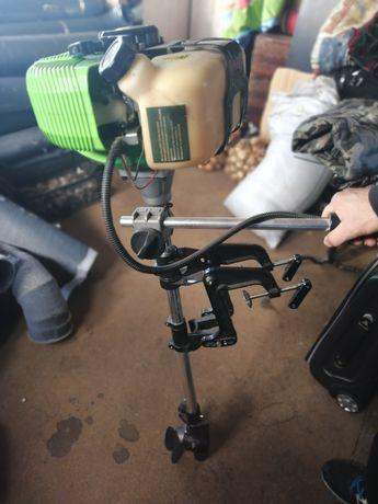 Мотор на лодку Craft - tec