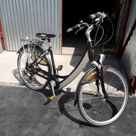 Rower damka 28 batavus ze wspomaganiem elekrycznym