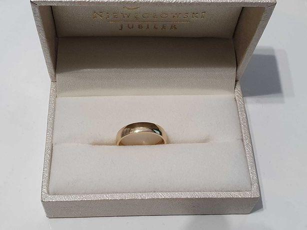 Złota Obrączka próba 585 3,22 g - złom złota