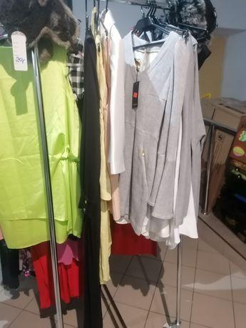 Likwidacja sklepu odzież ubrania mix na wage