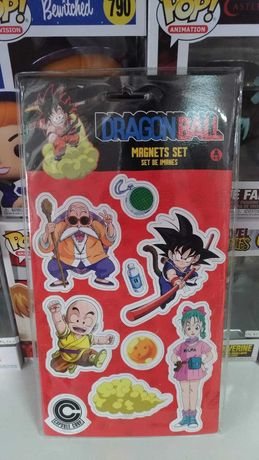 Conjunto imans Dragon Ball