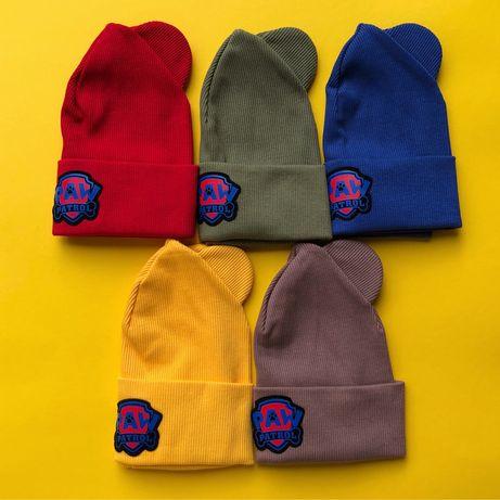 Дитяча шапка Щенячий Патруль (останні кольори)