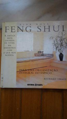 FENG SHUI. Viver Em Harmonia. Exito Livro 65 Pag. Novo