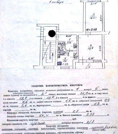 2 кім Дністровська