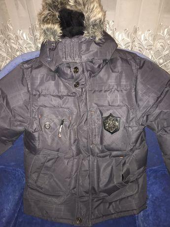 Підліткова зимова куртка Hikis