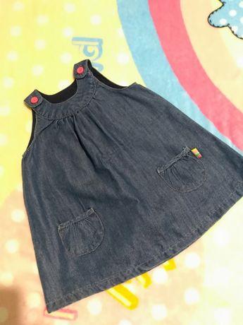 Продам джинсовые сарафанчики