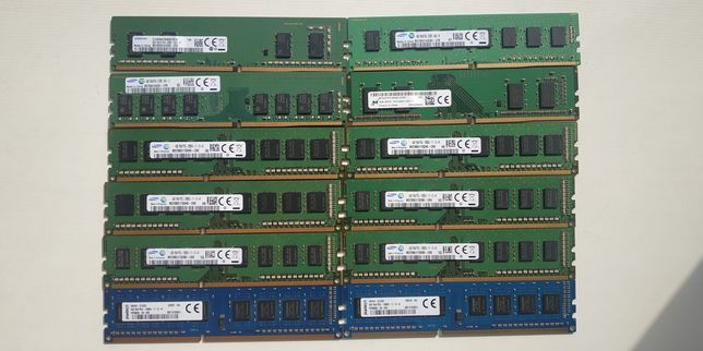 DDR3 DDR4 4GB 1600-2133-2400-2666 MHz