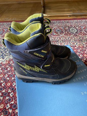 Geox zimowe buty dla chlopca 30 roz
