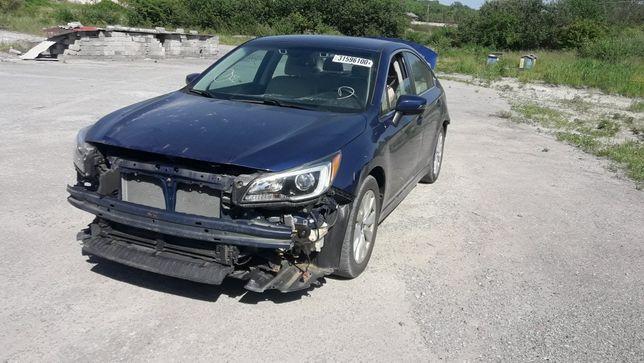 Розборка, разборка Subaru Legacy b15, дверь, четверть, крило криша
