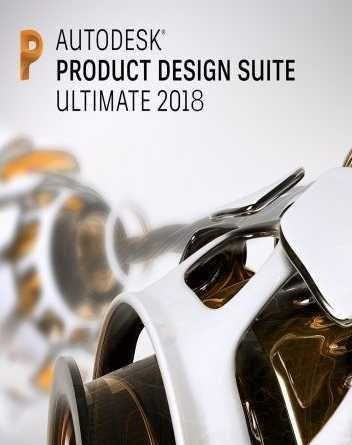 Autodesk Product Design Suite Ultimate 2018 - Inventor PRO