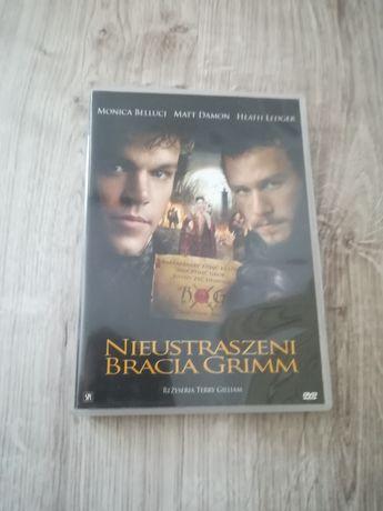 Nieustraszeni bracia Grimm DVD